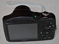 Canon SX130 IS, back.JPG