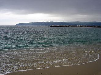 Gulf of Varna - Cape Galata, View of the Gulf of Varna