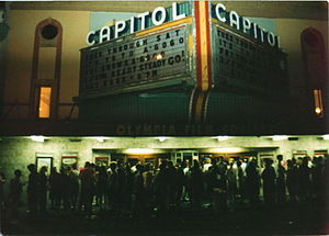 Yoyo A Go Go - Festival events were based in the Capitol Theater