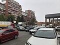 Car park in Vavilon shopping center; Dnipro, Ukraine; 24.10.19 (1).jpg