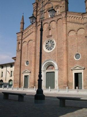 Caravaggio, Lombardy - Church of San Fermo e Rustico