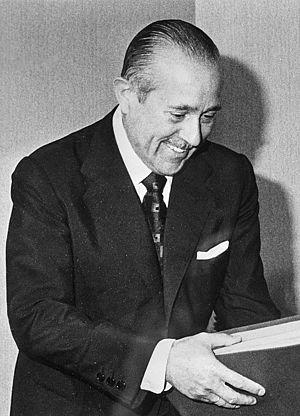Carlos Arias Navarro - Image: Carlos Arias Navarro 1975
