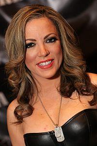 Carmen Valentina AVN Adult Entertainment Expo 2013.jpg