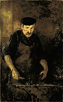 Carroll Beckwith - The Blacksmith - 1910.9.2 - Smithsonian American Art Museum.jpg
