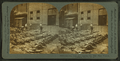 Carrying away and loading the pigs, blast furnace, Pittsburg, Pa., U.S.A, from Robert N. Dennis collection of stereoscopic views.png