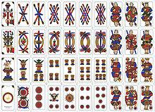 Carte Italie Jeux.Jeu De Cartes Italien Wikipedia