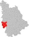 Carte de la Communauté de communes du Pays Mélusin.png
