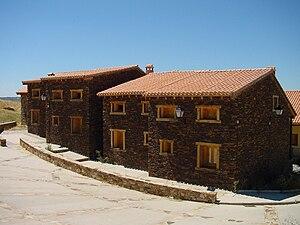 Cervera de Buitrago - Houses in Cervera de Buitrago