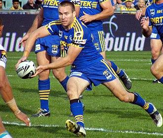 Casey McGuire - Image: Casey Mc Guire Parramatta