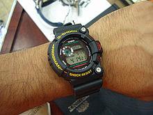 afef1ce84257 Casio G-Shock Frogman - Wikipedia