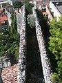 Castello Frangipane. Esterno 2 (camminamento) 2.jpg