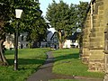 Castle Donington churchyard - geograph.org.uk - 1437362.jpg