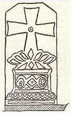 Cathayan Nestorian Cross 2