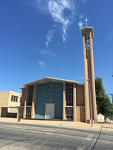 Cathedral of the Sacred Heart 4 - San Angelo, TX.JPG