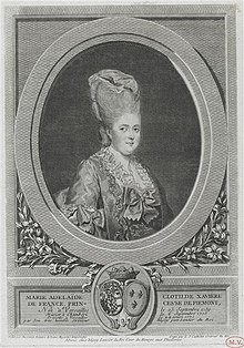 Cathelin after Ducreux - Clotilde of France while Princess of Piedmont.jpg