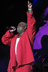 CeeLo Green performing
