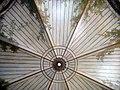 Ceiling of the Birdcage Room, Grovelands House, London N14 - geograph.org.uk - 2603822.jpg