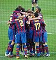 Celebración FC Barcelona - Real Valladolid CF.jpg