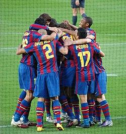 0508e449ac Anexo Estadísticas del Fútbol Club Barcelona - Wikipedia