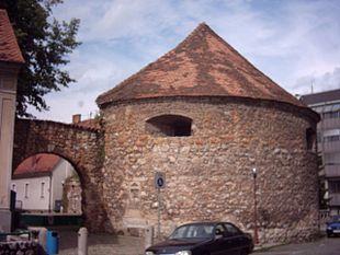 La Vodni stolp (