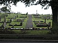 Cemetery Through Trees - geograph.org.uk - 254531.jpg