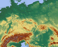 Central Europe relief map with waterbodies.png