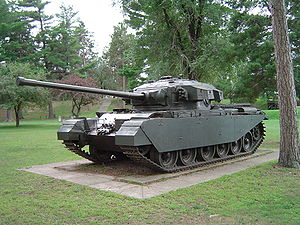 Centurion tank - Wikipedia, the free encyclopedia