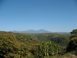 Geography of Paraguay - Cerro Cora National Park