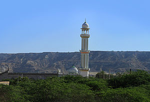 Chabahar - A mosque in Chabahar