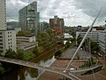 Chapel Wharf bridge Manchester - geograph.org.uk - 1400059.jpg
