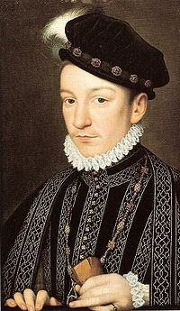 Charles IX of France by F. Clouet.jpg