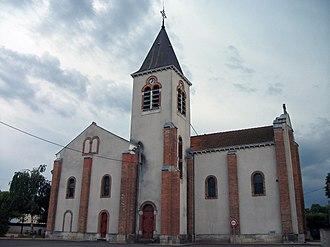 Charmeil - Church