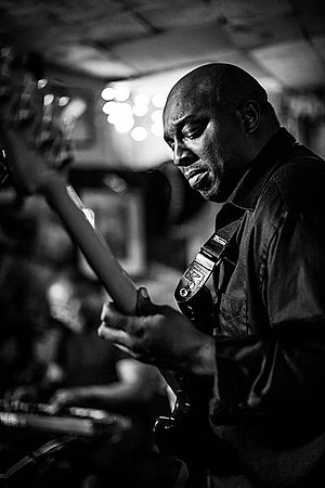 Charnett Moffett - Charnett Moffett at Bar55 New York