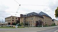 Chemnitz, Straße der Nationen 78, ehemaliges Hauptpostamt.jpg