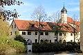 Chemnitz-Klaffenbach, Schloss, Nebengebäude.JPG