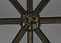 Chester Cathedral, Becket, ceiling boss in Lady Chapel.jpg