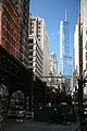 """Chicago (ILL) downtown, S.Wasbash Ave. """" Trump hotel & tower """" 2009 (4826613454).jpg"""