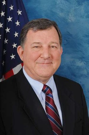 Utah's 3rd congressional district - Image: Chris Cannon, official 110th Congress photo
