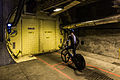 Chris Froome - The First Man to Cycle through the Eurotunnel (14592867302).jpg