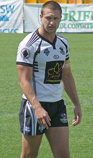 Chris Hicks (rugby league) Australian rugby league player