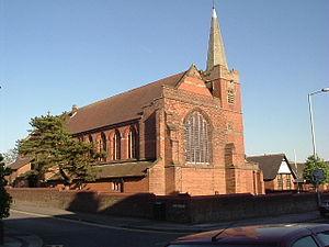 Medlar with Wesham - Christ Church, Wesham