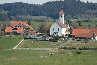 Argenbühl - Image: Christazhofen