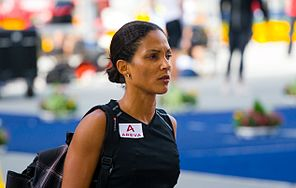 Christine Arron ISTAF Berlin 2010.jpg