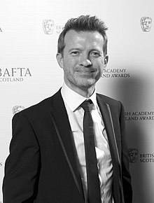 Christopher Riley - at the BAFTA SCOTLAND AWARDS 2014.jpg
