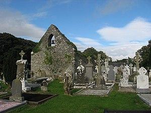 Ardcath - Church and graveyard, Ardcath, Co. Meath.