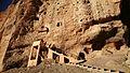 Chyosyor cave at Lomangthang, Upper Mustang.jpg
