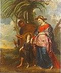 Circle of Peter Paul Rubens - De H. Familie bij terugkeer uit Egypte, c. 1620.jpg