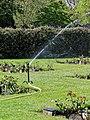 City of London Cemetery Memorial Garden sprinkler 1.jpg
