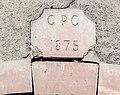 Clé de linteau datée de 1875.jpg