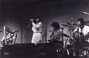 Clannad - Clannad in 1982 at the Leeds Folk Festival